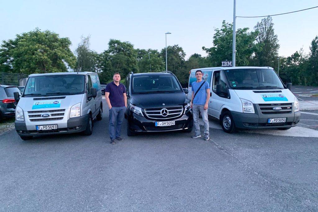 Unser Team Parken Frankfurt am Main Flughafen